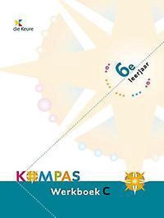 Kompas 6 - werkboek c - Walter Dhaveloose |