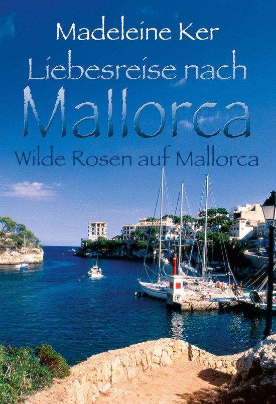 Omslag van Wilde Rosen auf Mallorca