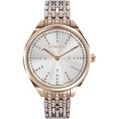 Swarovski Dames horloge analoog quartz One Size Roségoud 32019405