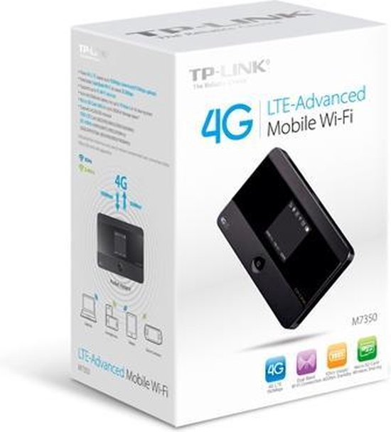 TP-LINK M7350 - Mifi router