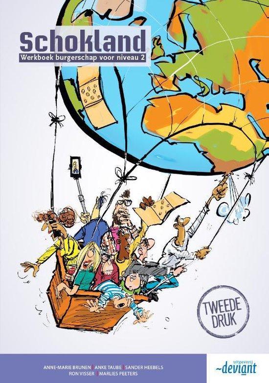 Boek cover Schokland handboek van Jan Verwijlen (Paperback)