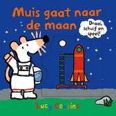 Muis  -   Muis gaat naar de maan