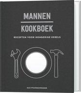 Boek cover Mannenkookboek van Max Pfannenwender