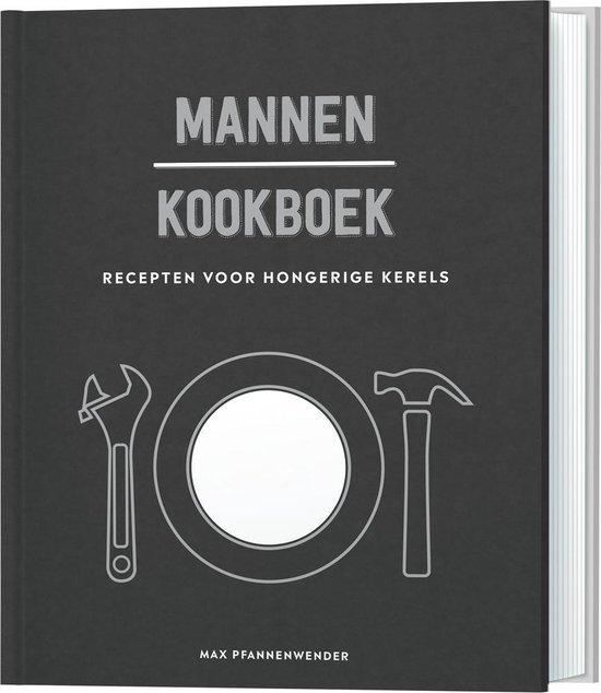 Mannenkookboek - Max Pfannenwender |