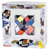 Clown Magische Puzzel - 48 delig