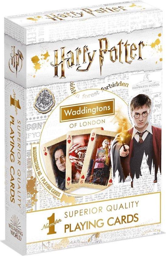 Afbeelding van het spel Harry Potter Speelkaarten