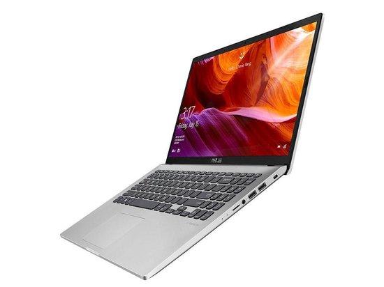 ASUS A509JA-EJ077T Notebook Zilver 39,6 cm (15.6'') 1920 x 1080 Pixels Intel® 10de generatie Core™ i5 8 GB DDR4-SDRAM 512 GB SSD Wi-Fi 5 (802.11ac) Windows 10 Home