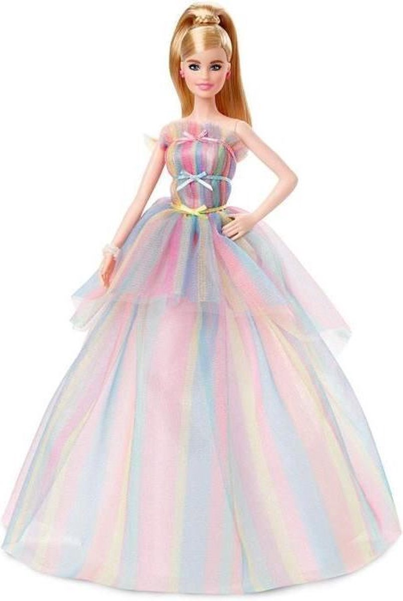 BARBIE Birthday Wished - GHT42 - Mannequin Doll - 6 jaar en +
