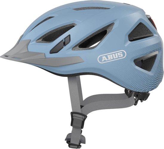 ABUS Urban-I 3.0 Fietshelm - glacier blue