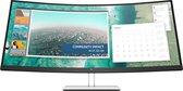 HP E344c - QHD Curved Display - 34''