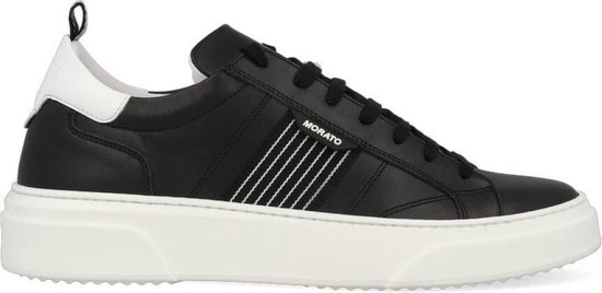 Antony Morato Sneakers MMFW01254-LE30001 Zwart / Wit-44