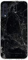 Samsung Galaxy A50 (2019) hoesje Black Marble Casetastic Smartphone Hoesje softcover case