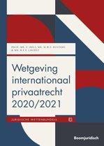 Boom Juridische wettenbundels - Wetgeving internationaal privaatrecht 2020/2021
