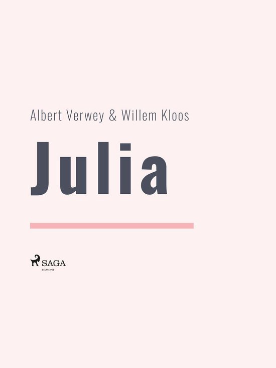 Julia - Albert Verwey pdf epub