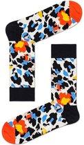 Happy Socks Leopard Unisex Sokken 41-46