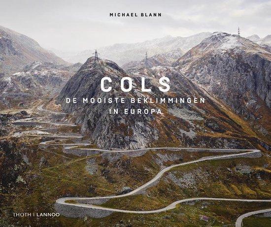 Boek cover COLS van Michael Blann (Hardcover)