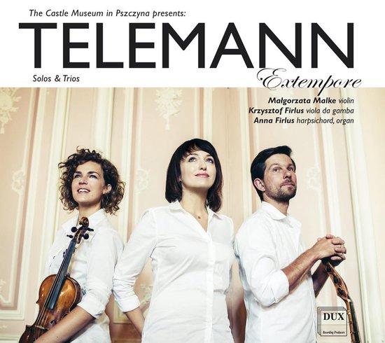 Telemann Solos & Trios