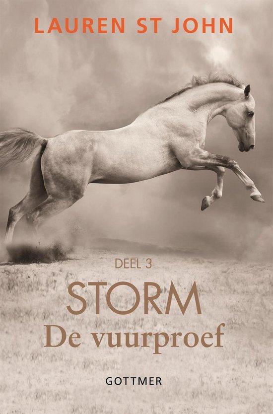 Storm 3 - De vuurproef - lauren st john |