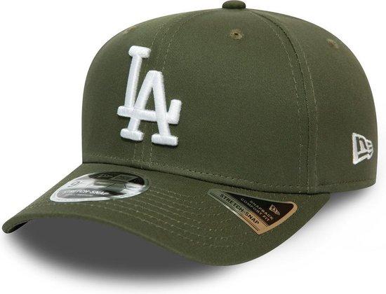 New Era 9Fifty Stretch Snap (950) LA Dodgers - Olive