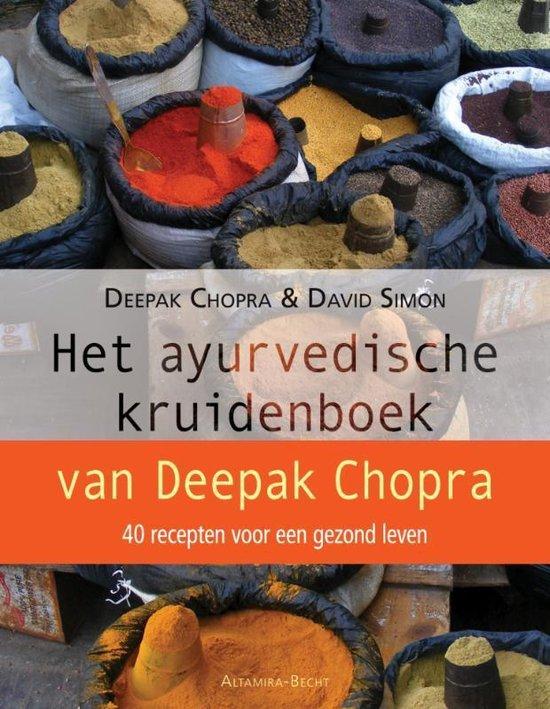 Het Ayurvedische Kruidenboek - Deepak Chopra |