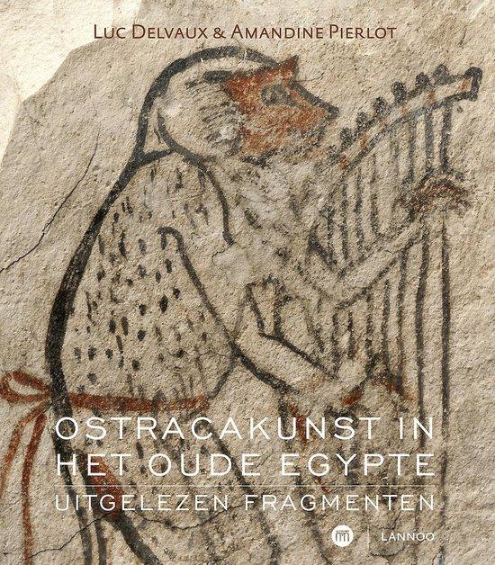 Ostracakunst in het oude Egypte - Luc Delvaux   Fthsonline.com