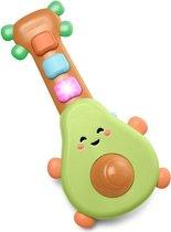 Skip Hop Rock-a-Mole Speelgoed Gitaar - Avocado