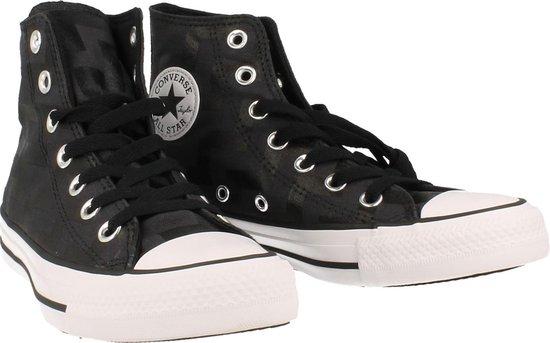 Converse Sneaker Hoog Dames - Zwart | 36