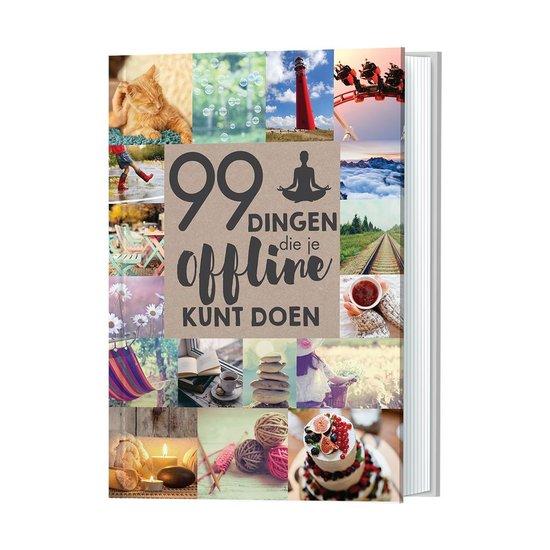 99 dingen die je offline kunt doen - Lea Merz pdf epub
