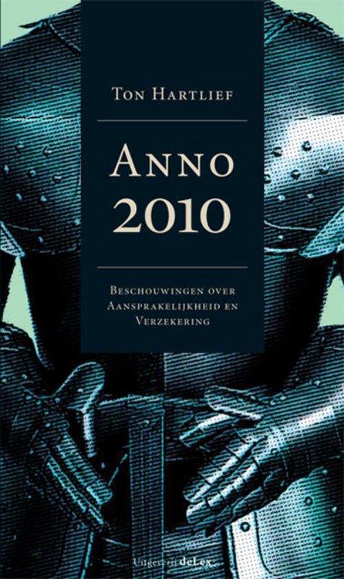 Anno 2010 - Ton Hartlief |