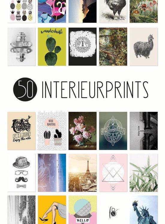 50 interieurprints - Diverse auteurs |