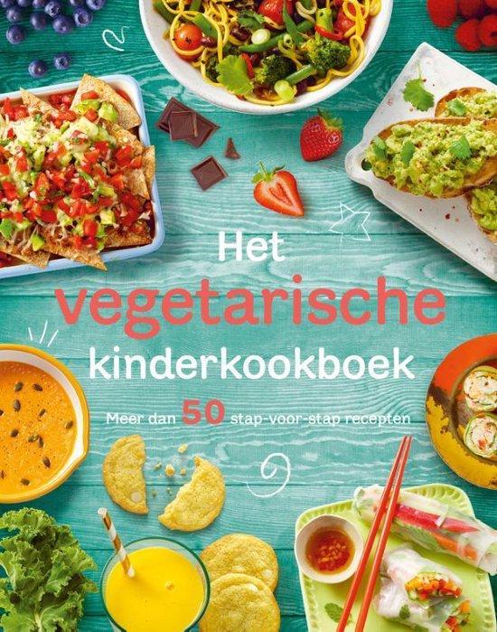 Het vegetarische kinderkookboek - Diverse auteurs | Readingchampions.org.uk