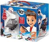 Microscoop 50 experimenten - BUKI