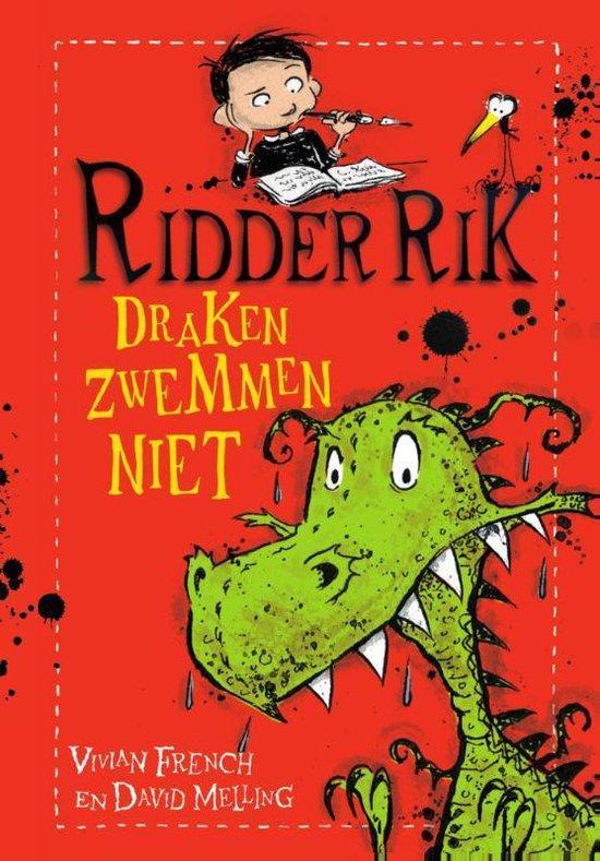 Ridder Rik - Draken zwemmen niet - Vivian French  