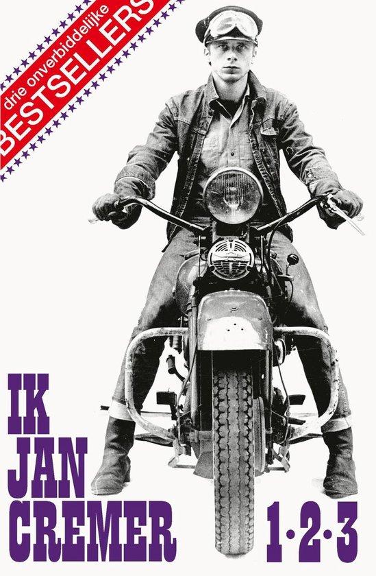 Boek cover Ik Jan Cremer 1,2 en 3 van Jan Cremer (Onbekend)