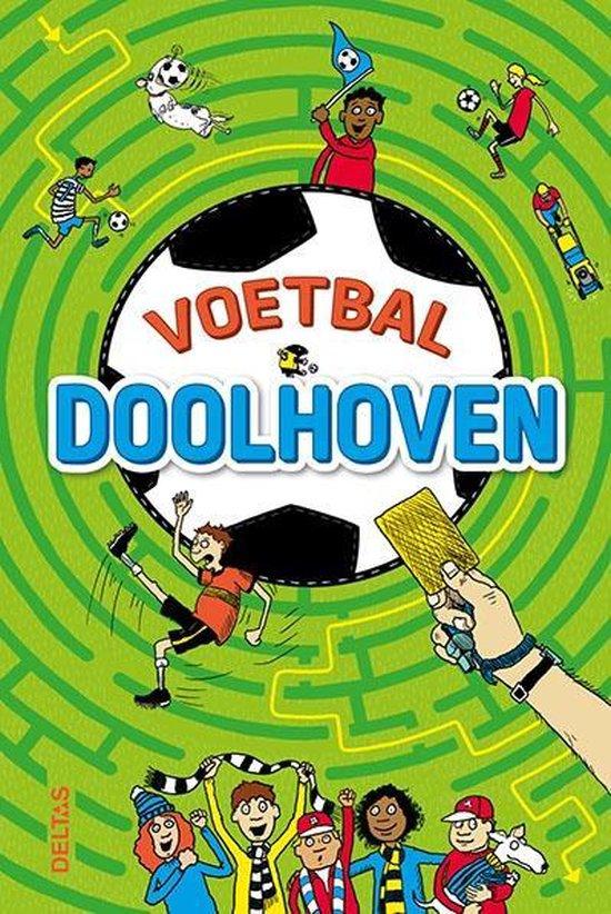 Voetbal doolhoven - none |