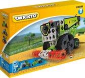 Twickto constructiespeelgoed - bouwset - tractor en boerderij - 102 delig - Farm #1