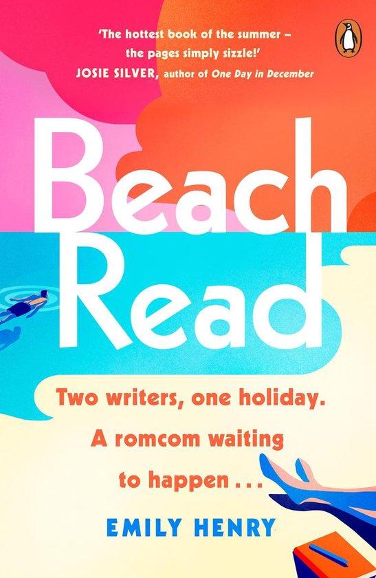 Boek cover Beach Read van Emily Henry (Onbekend)