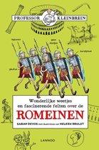 Professor Kleinbrein - Wonderlijke weetjes en fascinerende feiten over de Romeinen