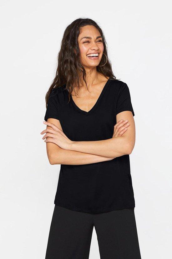 WE FASHION Dames T-shirt M