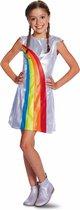 K3 jurkje Regenboog 9-11 jaar - Verkleedjurk