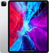 Apple iPad Pro (2020) - 12.9 inch - WiFi + Cellular (4G) - 256GB - Zilver