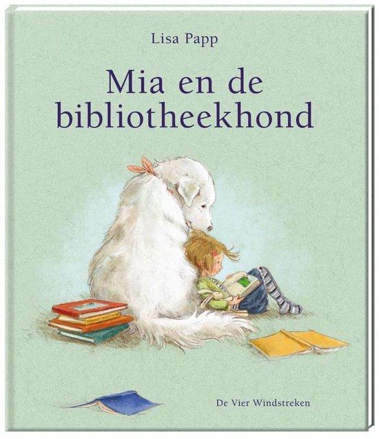 Mia en de bibliotheekhond