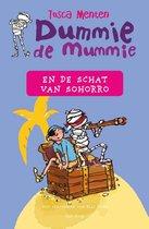 Omslag Dummie de mummie en de schat van Sohorro
