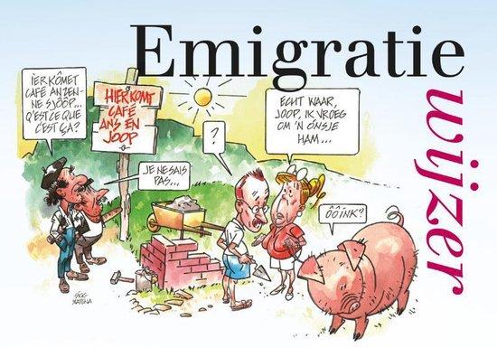 Emigratiewijzer - Rimke de Groot |