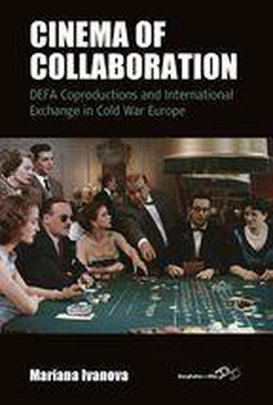 Boek cover Cinema of Collaboration van Mariana Ivanova (Onbekend)