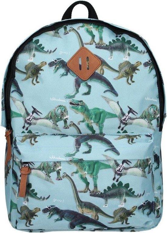 Skooter Dino Kinderrugzak - Stoere dino's