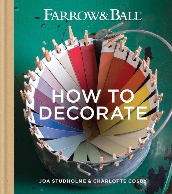 Boek cover Farrow & Ball How to Decorate van Farrow & Ball (Onbekend)