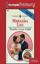 Omslag Maddie's Love-Child