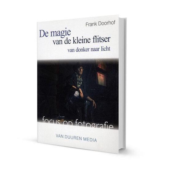 Cover van het boek 'De magie van de kleine flitser' van Frank Doorhof