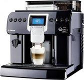 Saeco Royal Gran Crema Vrijstaand Volledig automatisch Filterkoffiezetapparaat 2.2l 2kopjes Zwart, Zilver